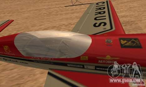 Extra 300L für GTA San Andreas rechten Ansicht