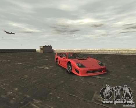 Turismo from GTA SA pour GTA 4 est une gauche