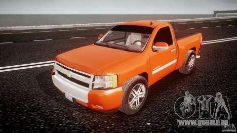Chevrolet Silverado 2011 für GTA 4