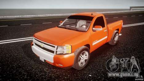 Chevrolet Silverado 2011 pour GTA 4