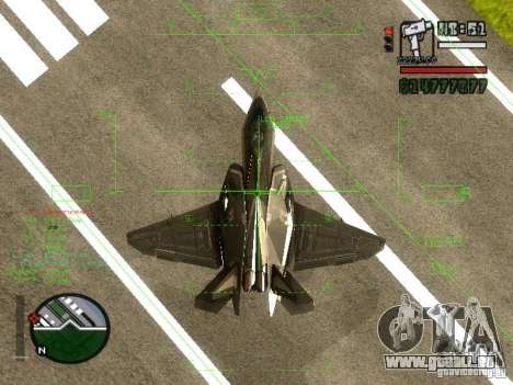 Xa-20 razorback pour GTA San Andreas