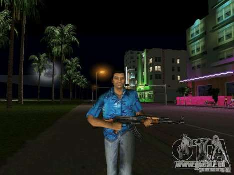 Tommy Vercetti BETA Modell für GTA Vice City