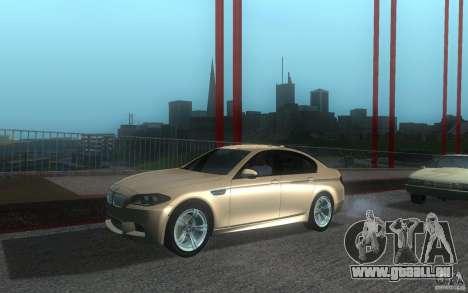 BMW M5 2012 für GTA San Andreas