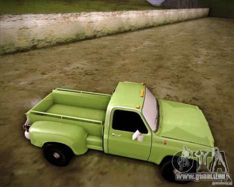 GMC 80 pour GTA San Andreas vue de droite