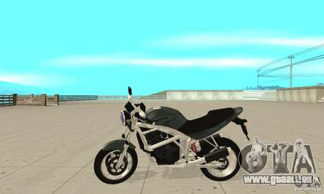 GTAIV PCJ600 FINAL für GTA San Andreas linke Ansicht