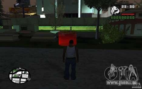 Die Mission von MOM CJ für GTA San Andreas zweiten Screenshot