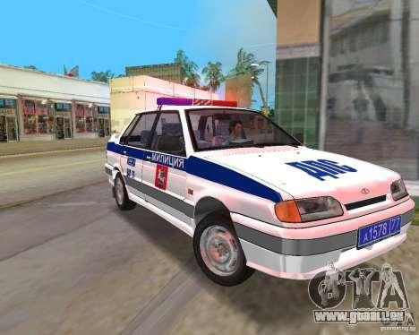 DPS VAZ 2115 pour GTA Vice City