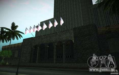 HD-Wolkenkratzer für GTA San Andreas achten Screenshot