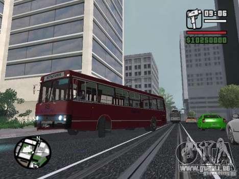 LAZ 5252 für GTA San Andreas
