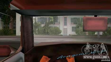 Blick aus der Kabine für GTA Vice City zweiten Screenshot