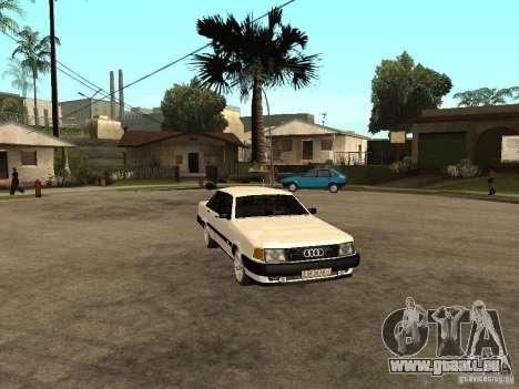 Audi 100 pour GTA San Andreas vue de droite
