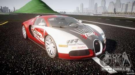 Bugatti Veyron 16.4 v1 pour GTA 4