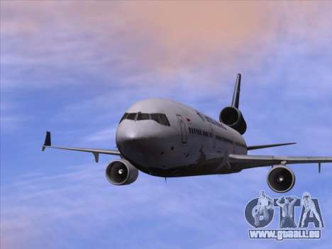 McDonnell Douglas MD-11 Garuda Indonesia für GTA San Andreas Unteransicht