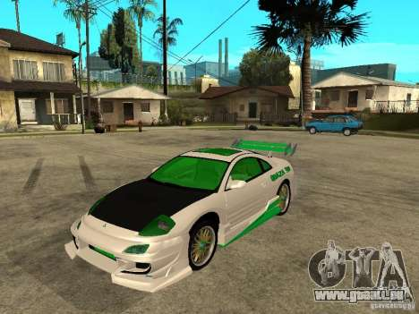 Mitsubishi Eclipse Midnight Club 3 DUB Edition für GTA San Andreas