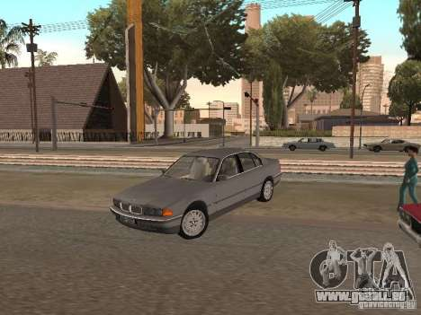 BMW 740 pour GTA San Andreas
