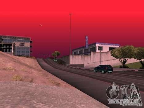 Weather manager für GTA San Andreas zehnten Screenshot