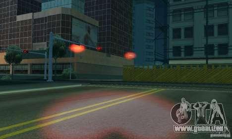 Feux rouges pour GTA San Andreas sixième écran