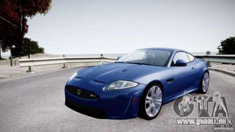 Jaguar XKR-S 2012 für GTA 4-Motor