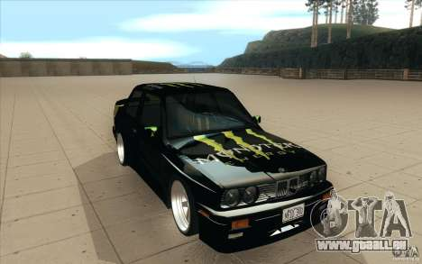 BMW E30 323i pour GTA San Andreas