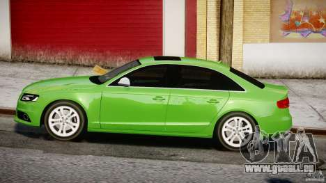 Audi S4 2010 v1.0 für GTA 4 linke Ansicht