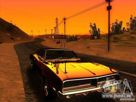 ENBSeries by Fallen v2.0 pour GTA San Andreas