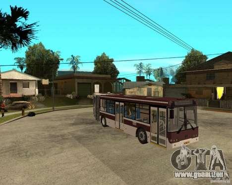 LIAZ 6213.20 pour GTA San Andreas vue de droite
