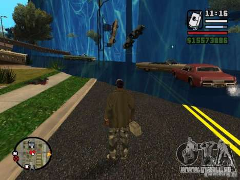 Tsunami pour GTA San Andreas