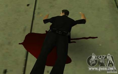 The best effects from GTA IV pour GTA San Andreas onzième écran