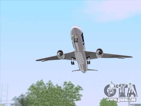 Boeing 787-9 LOT Polish Airlines pour GTA San Andreas vue de côté