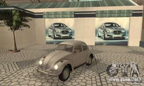 Volkswagen Beetle 1963 für GTA San Andreas