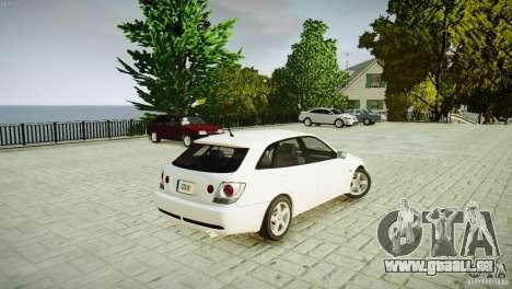 Toyota Altezza Gita Version 2 pour GTA 4 est une gauche