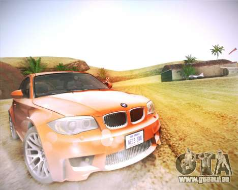 Realistic Graphics HD pour GTA San Andreas troisième écran