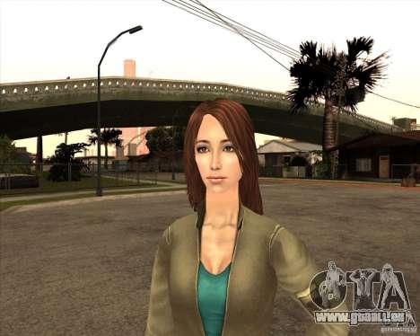 Nouveau hfyst pour GTA San Andreas troisième écran