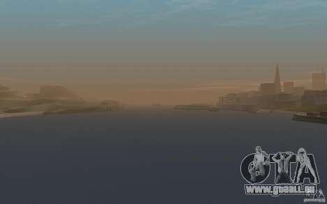 HD Water v4 Final für GTA San Andreas sechsten Screenshot