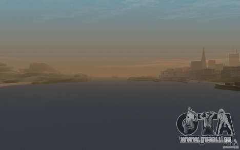 HD Water v4 Final pour GTA San Andreas sixième écran