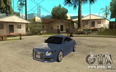 Audi TT 3.2 Coupe pour GTA San Andreas