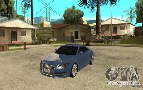 Audi TT 3.2 Coupe für GTA San Andreas