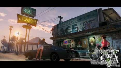 GTA 5 LoadScreens pour GTA San Andreas onzième écran
