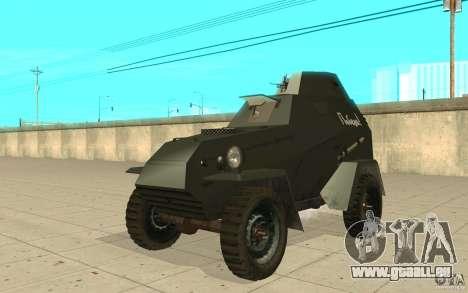 BA-64 B pour GTA San Andreas