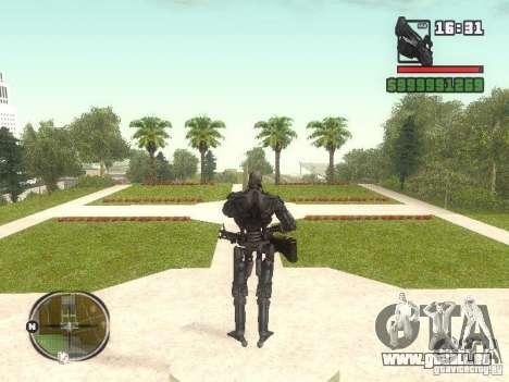 T-600 für GTA San Andreas zweiten Screenshot