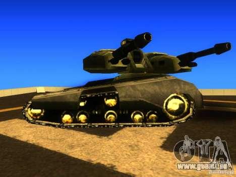 Star Wars Tank v1 für GTA San Andreas linke Ansicht