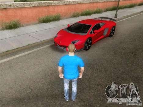 Alarme Mod v3.0 pour GTA San Andreas quatrième écran