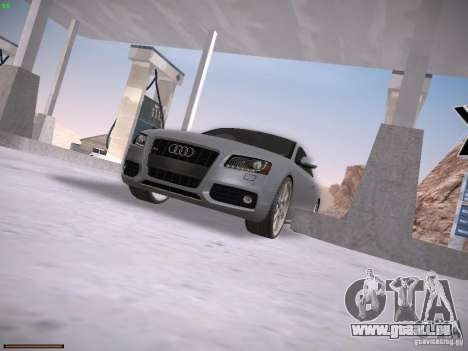 Audi S5 für GTA San Andreas