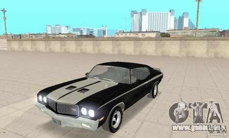 Buick GSX Stage-1 pour GTA San Andreas