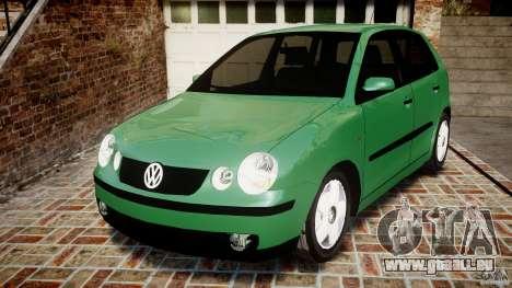 Volkswagen Polo 2.0 2005 pour GTA 4