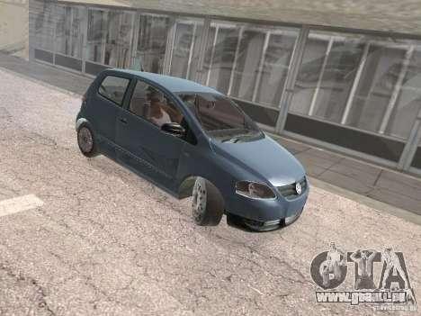 Volkswagen Fox 2011 pour GTA San Andreas