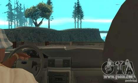 Ford Explorer 2002 pour GTA San Andreas vue de droite