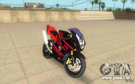 Suzuki GSXR 1000 für GTA San Andreas