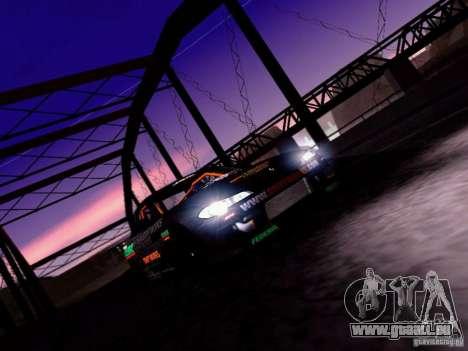 Nissan Silvia S15 Drift Works für GTA San Andreas Seitenansicht