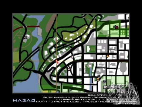 Rep Quartal v1 für GTA San Andreas zweiten Screenshot